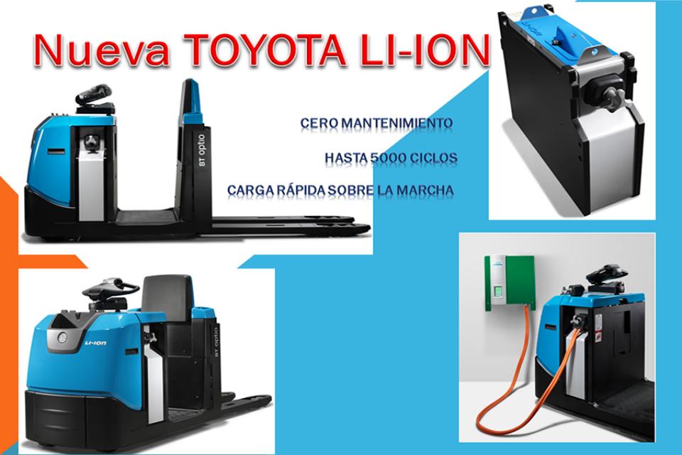 Toyota Li - Ion