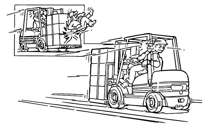 Consejos seguridad carretillas elevadoras