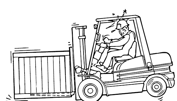Consejos seguridad Carretillas elevadoras Toyota