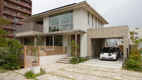 Casas Toyota