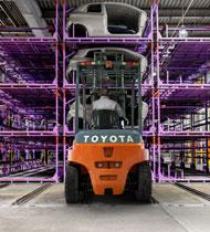 Toyota Traigo eléctrica 80v