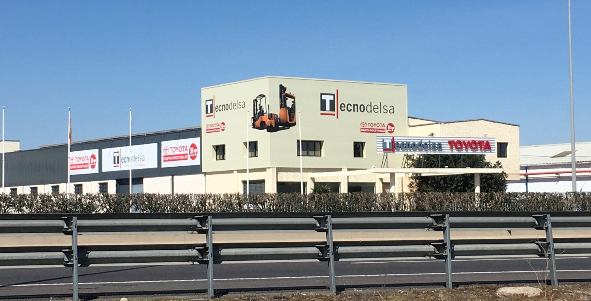Instalaciones Tecnodelsa - carretillas elevadoras Toyota