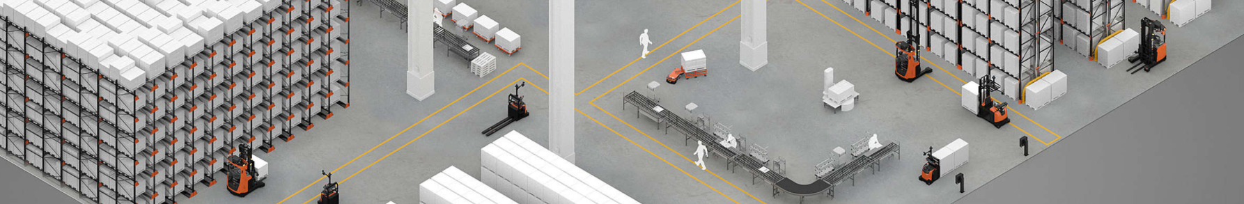 Carretillas elevadoras Toyota automáticas