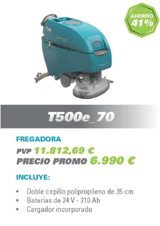 Fregadora Tennant T500e_70